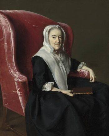Anna Dummer Powell   John Singleton Copley   Oil Painting