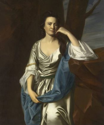 Catherine Greene   John Singleton Copley   Oil Painting