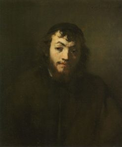 Bust of a Young Jew | Rembrandt van Rijn | Oil Painting