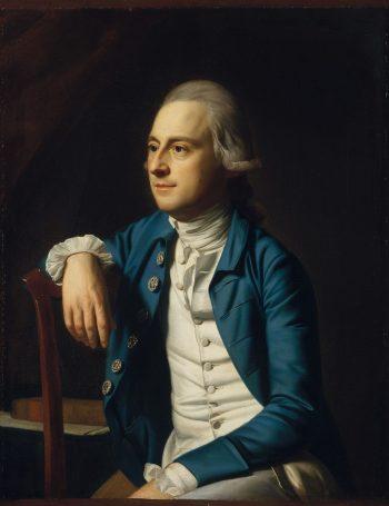 Gulian Verplanck   John Singleton Copley   Oil Painting