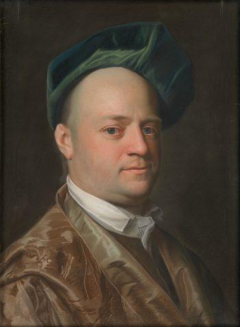 Ebenezer Storer II   John Singleton Copley   Oil Painting