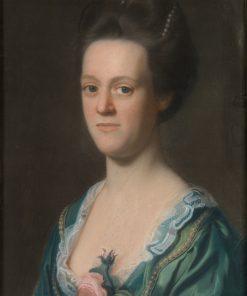 Elizabeth Green (Mrs. Ebenezer Storer II) | John Singleton Copley | Oil Painting