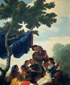 Card Players   Francisco de Goya y Lucientes   Oil Painting