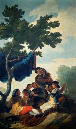 Card Players | Francisco de Goya y Lucientes | Oil Painting
