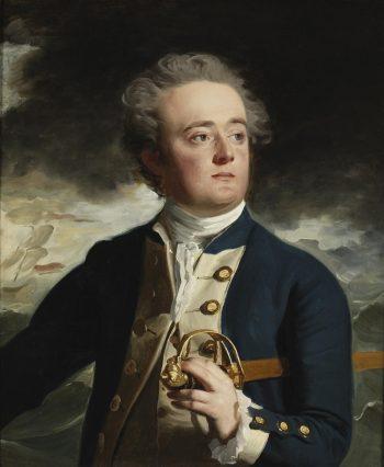 Captain John Loring   John Singleton Copley   Oil Painting