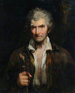 John Kemble in 'The Stranger'   William Owen   Oil Painting