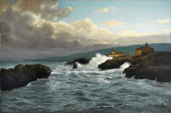 Mexican Coast | Joseph Kleitsch | Oil Painting