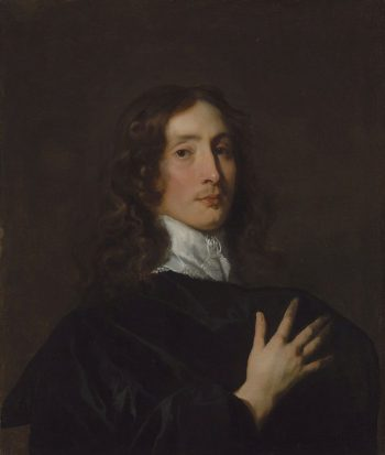 Portrait of a Gentleman   Peter Lely   Oil Painting