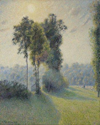Landscape at Saint-Charles