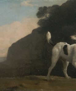 A Foxhound   George Stubbs   Oil Painting